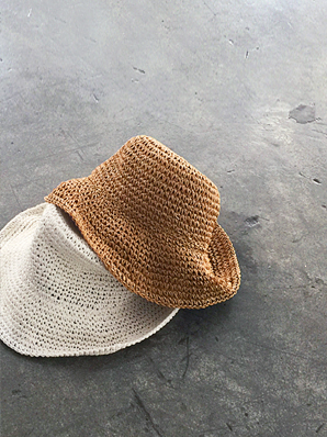<font color='gray'>When ordering alone, ships same day</font> <br> Sunny day, hat