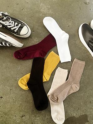 Margaret, socks