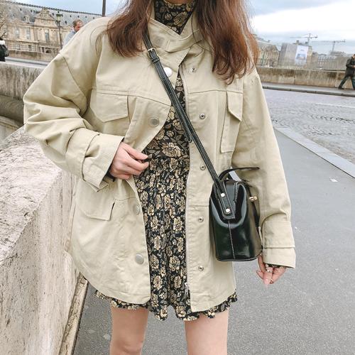 [LOVE LINE] I miss you, field jacket (ver.beige) <br> <font color='gray'>Beige Same day when ordering alone</font>