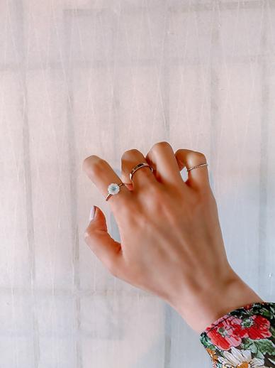 Title, Ring [Set]