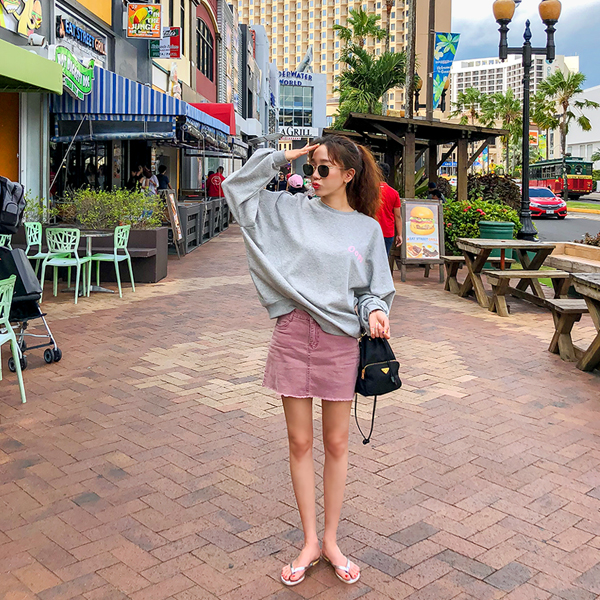 Inout, skirt pants <br> <font color='red'>★ As soon as you place your order jackpot !! ★</font>