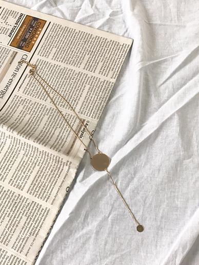 Light, Necklace