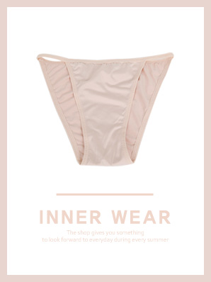 Just like this, inner panties