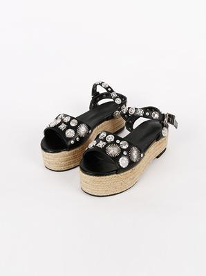 [SALE] Le non, Sandals (Fitting Shoes 240)
