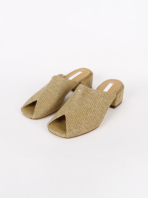 [SALE] Peanut, Middle heel (Fitting shoes 240)