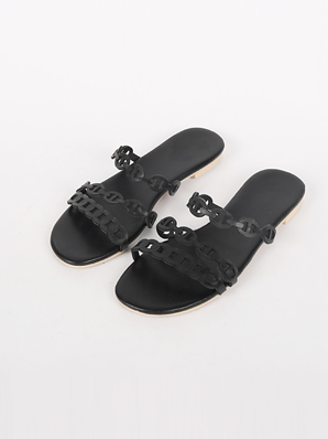 [SALE] Edie, Slippers (Fitting Shoes 245)