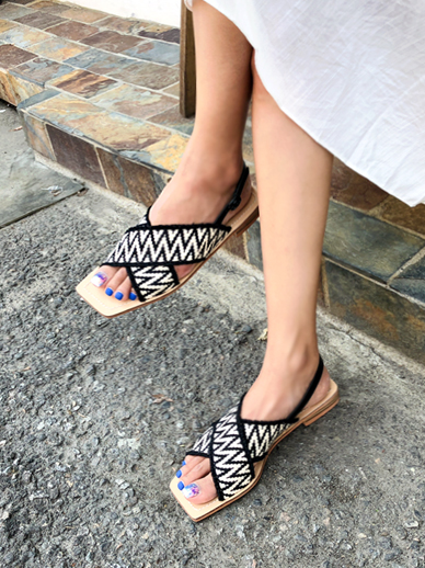 One Step, Sandals