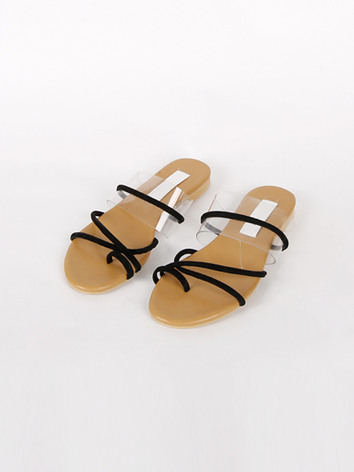 [SALE] Clear Beach, Slippers (Fitting Shoes 240)