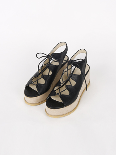 [SALE] Wedge, Wedge heel (Fitting shoes 240)