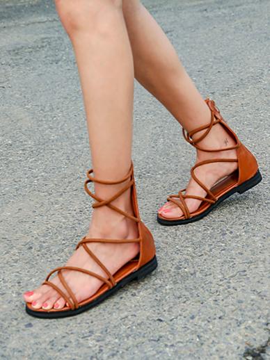 Athena, Sandals