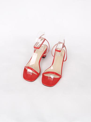[SALE] Yubin, sandal heel (Fittingushuzu 240)