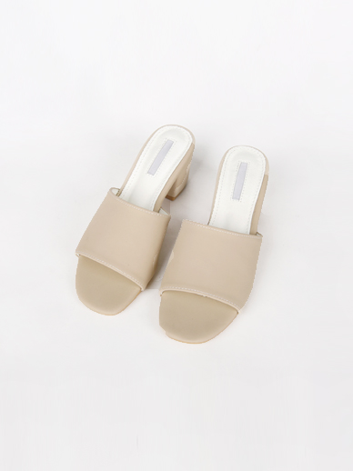 [SALE] Julie, Middle heel (Fitting Shoes 240)