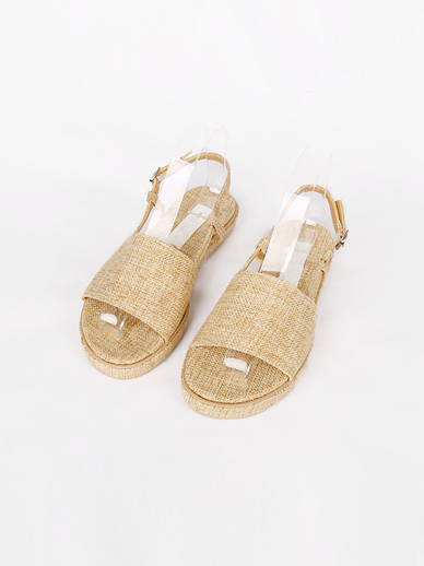 [SALE] Sand Waves, Sandals (Fitting Shoes 240)