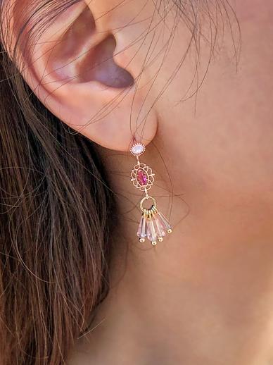 Sailor door, earring