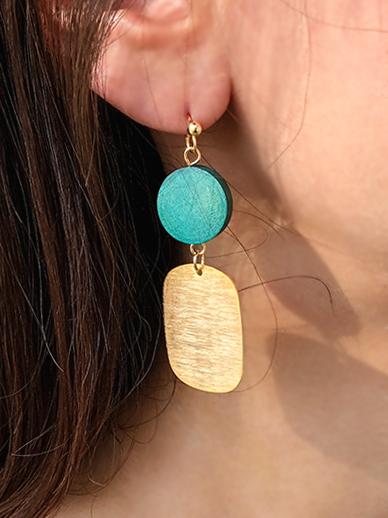 Romide, earring