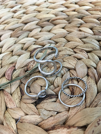 Twisted Tail, Ring [Set]