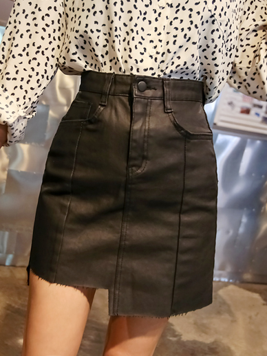 dark coating, Skirt