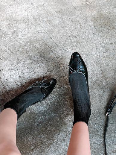 마쥬아 ,Middle heel