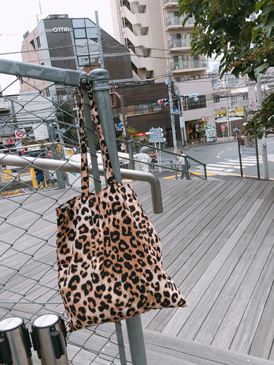 Leopard Angel, Eco Bag