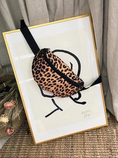 Fork Leopard, Bag