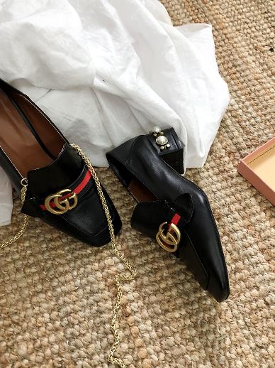 Heart ko, Middle heel