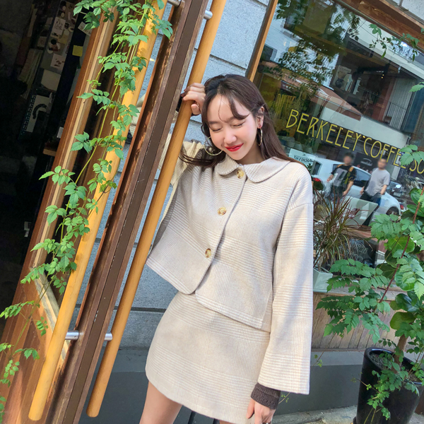 Splendid, Jacket Skirt [Set]