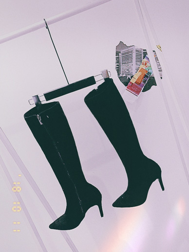 Kokoriyong, Boots