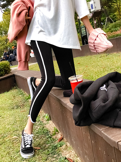 color combination Touch, Leggings