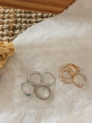 Fingers, Ring [Set]