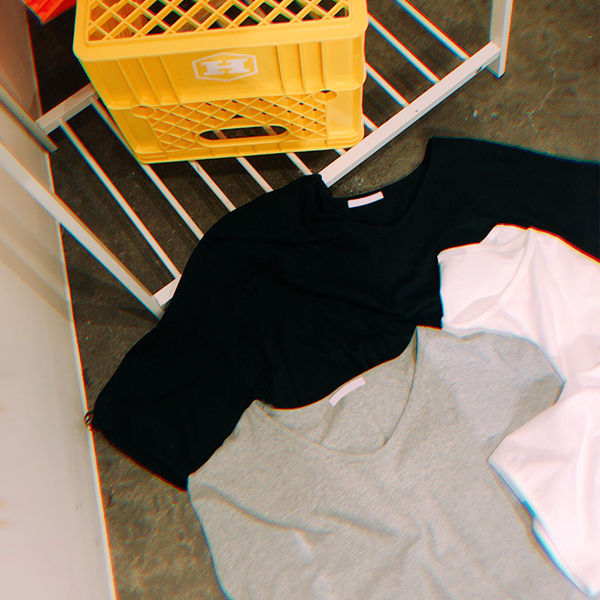 Like that day, T-shirt <br> <font color='gray'>Ivory alone order ships same day</font>