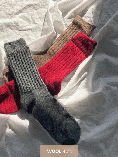 Cashmere, socks