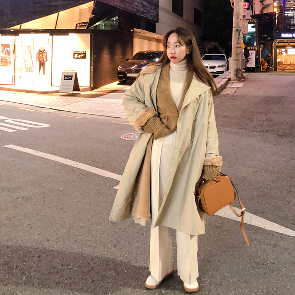 Somthing Lovely Fur, Coat <br> <font color='red'>★ As soon as the order is overflowing! ★</font>