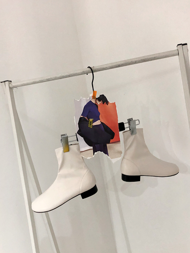 Wearable, ankle boots