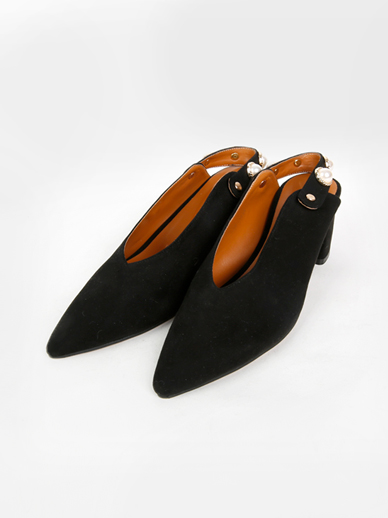 [SALE] Chelsea, Middle heel (Fitting Shoes, 240)