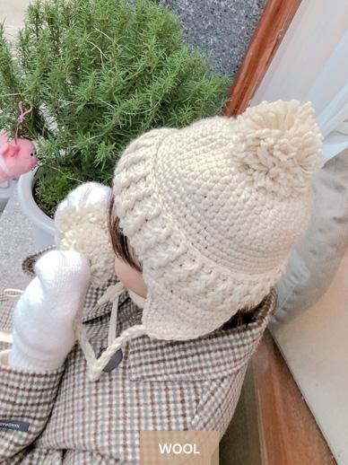 Magic Fondue, Knit Hat