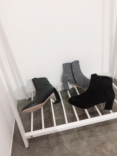 Like my mind, Ankle boots
