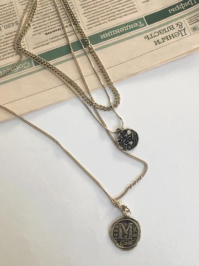 Three type, Necklace [Set]