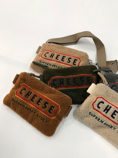 Cheese Mall, Wool Bag