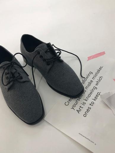 Foots, Loafers (Fleece lined)