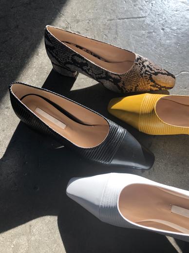 Coal, Middle heel