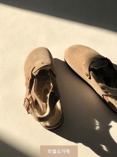 La Benny, Fur Sandals