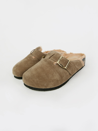 [SALE] Arizona, Fur Slippers (Fitting Shoes, 240)