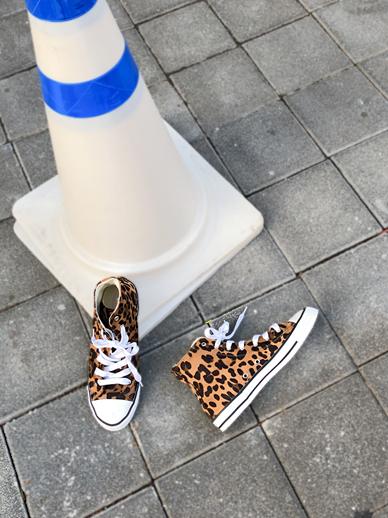 Leo, High Sneakers