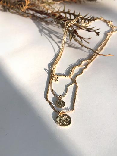Three Raj, Necklace