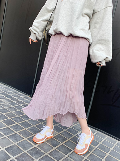 Sage, Skirt <br> <font color='gray'>Purple Same day when ordering alone</font>