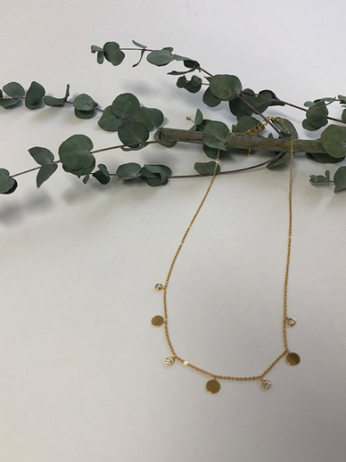 Isle of Los Angeles, Necklace