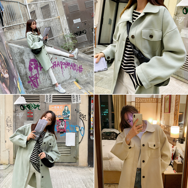 [LOVE LINE] NO.53 More than Love, Coat