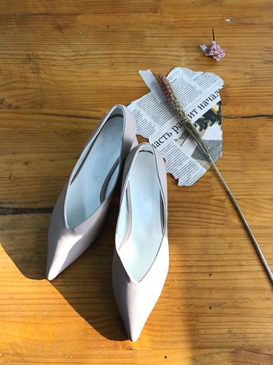 Frozen, Middle heel