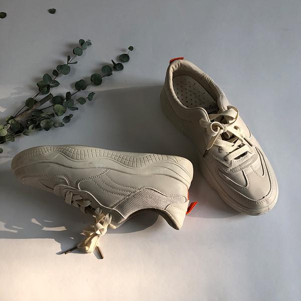 Taping, Sneakers