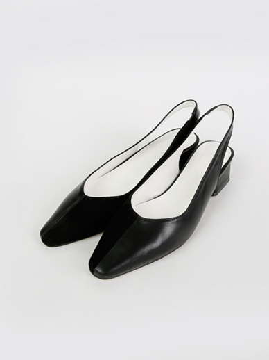 [SALE] Brittany, Sling backs (Fitting shoes, 240)